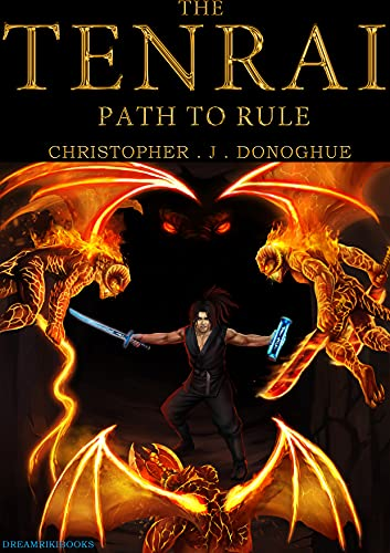 THE TENRAI: PATH TO RULE (Octology Book 3) (English Edition)
