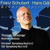 Gál: Symphony No. 1 / Schubert: Symphony No. 6
