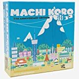 Pandasaurus Games Machi Koro 5th Anniversary Edition