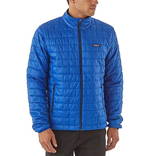 Patagonia 84212-NPTR Veste Homme, Navy Blue w/Paintbrush Red, FR : M (Taille Fabricant : M)