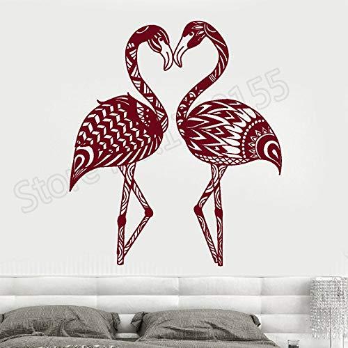wukongsun Flamingo pájaro exótico Abstracto Dormitorio Vinilo ...