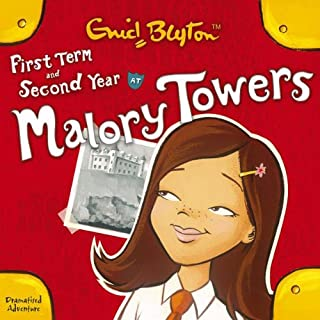 Malory Towers cover art