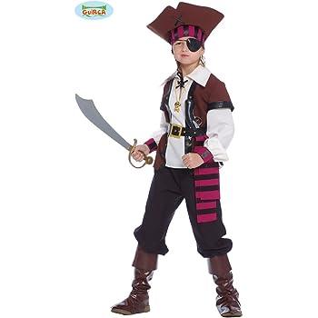Guirca Rudy Disfraz Pirata de los de Nuevo EL Mundo, del Caribe ...