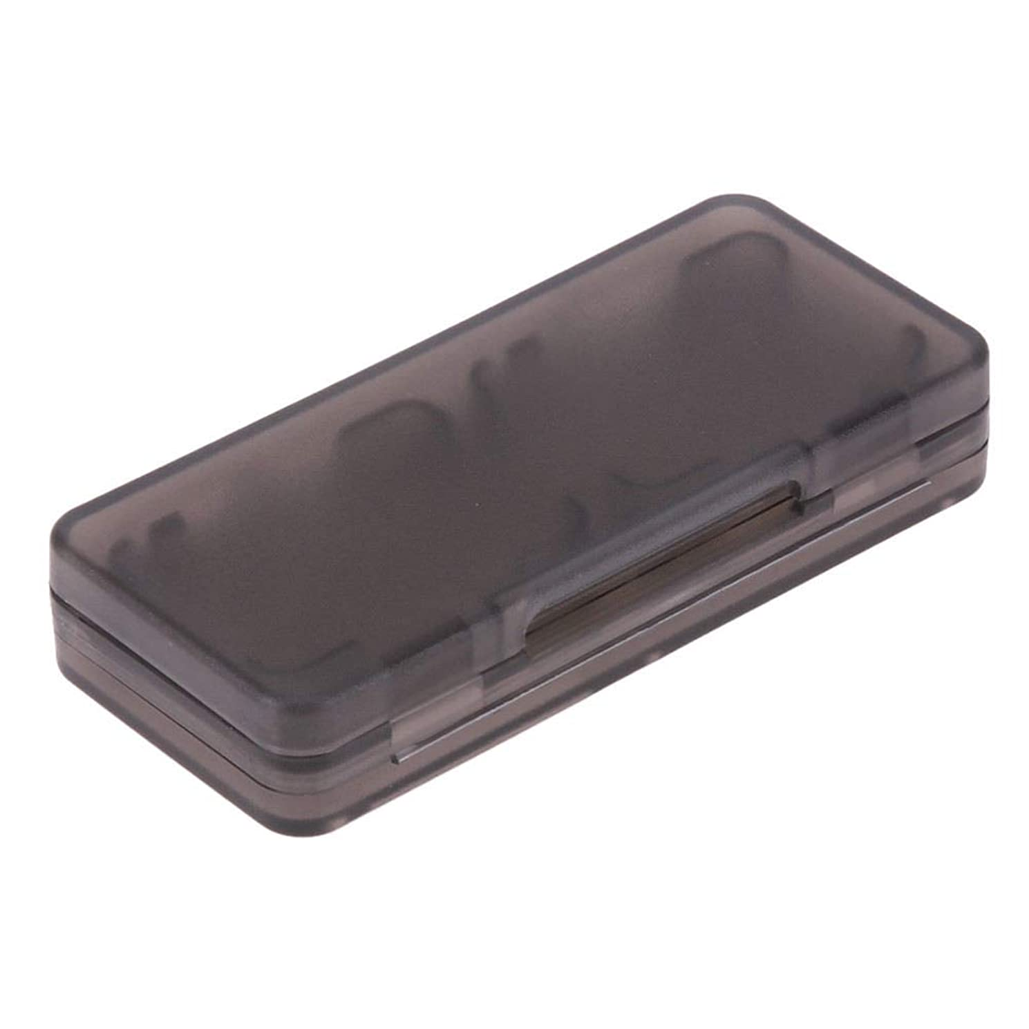 FidgetFidget Memory Card Holder Storage Case Box Plastic for Switch 3DS 4 in 1 Game