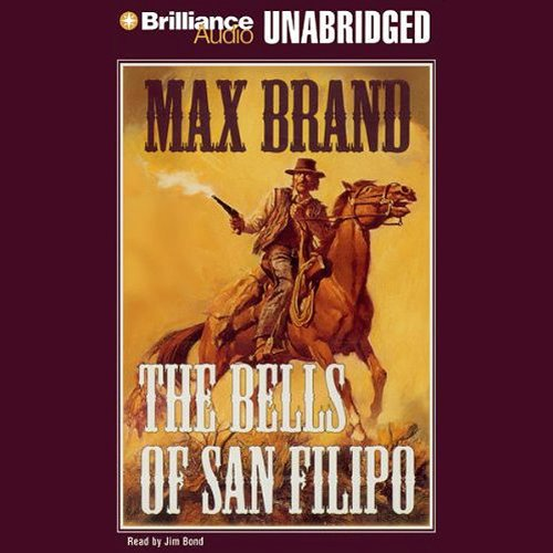 The Bells of San Filipo audiobook cover art