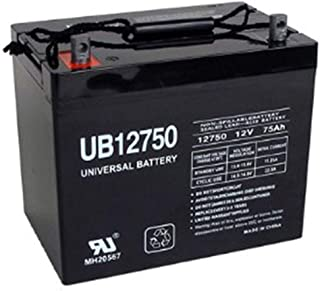 Universal Power Group 12V 75Ah Replacement Battery for Permobil C300 Corpus 3G