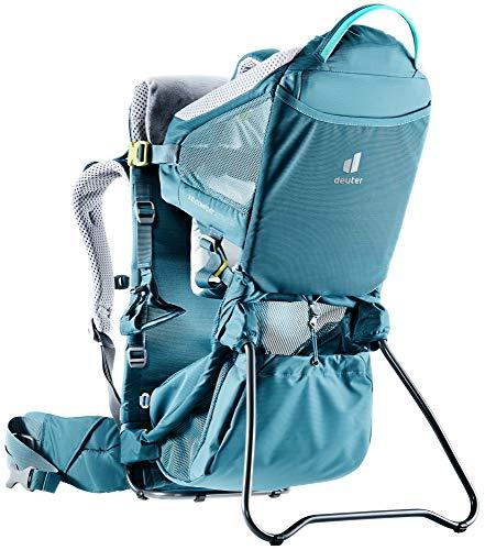 deuter 3620021 Kid Comfort Active SL leichte Damen Kindertrage , denim, 12 L