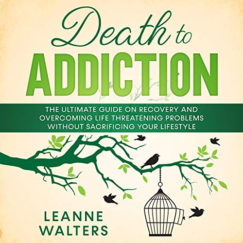 Death to Addiction cover art