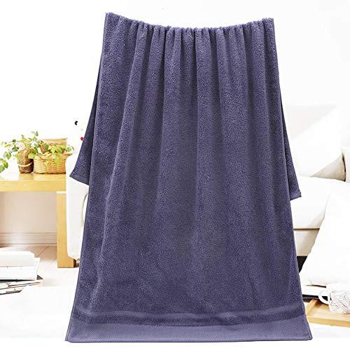 Sannysis - Toallas de baño (70 x 140 cm, algodón, absorbentes de Agua, Toalla de baño, Playa, Deportes)