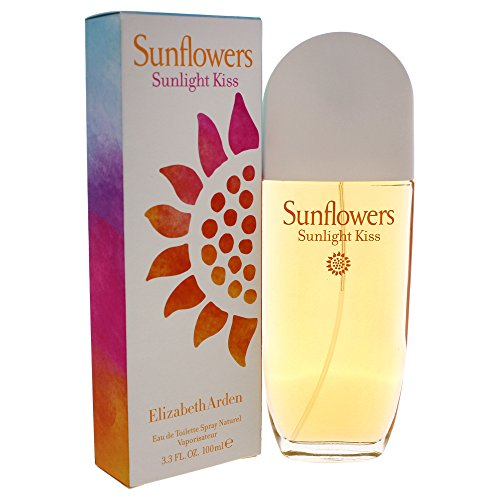 Elizabeth Arden Sunflowers Sunlight Kiss EDT Spray, 100 ml