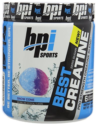 Bpi Sports Best Creatine Snow Cone