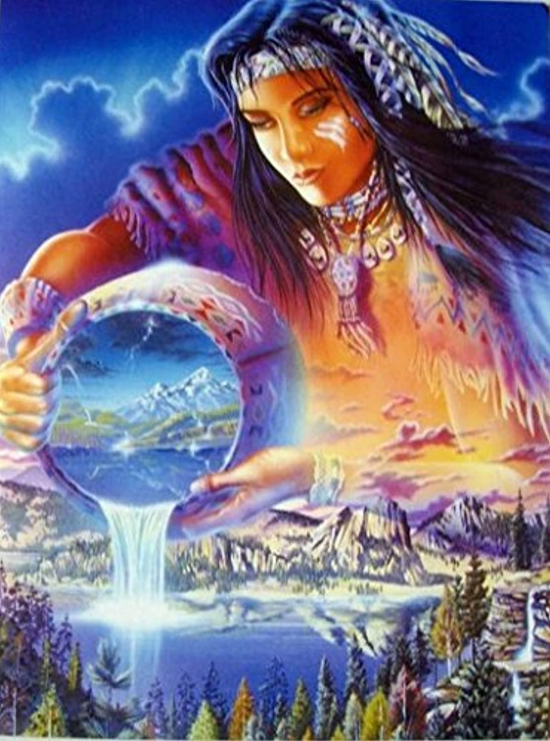 RAINMAKER Puzzle by David Penfound 500 Piece Jigsaw Puzzle Suns Out