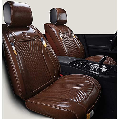 VIVICL Autositzauflage Kompatibel mit Dodge Challenger Charger Avenger Caliber Dart Nitro Autositzschoner Wasserdicht, Atmungsaktiv Und Leicht Zu Reinigen,C