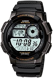 Casio Standard for Men - Digital Resin Band Watch - AE-1000W-1AV