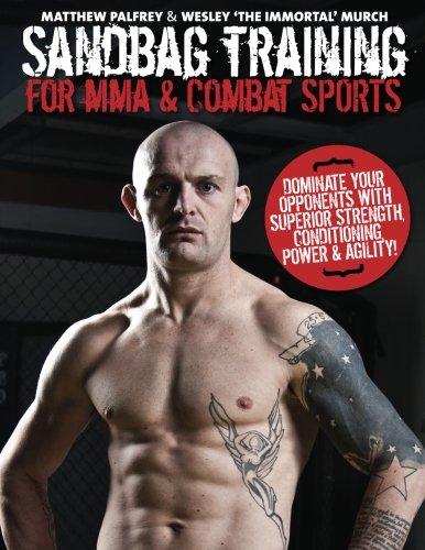 Sandbag Training For MMA & Combat Sports - Black and White Edition