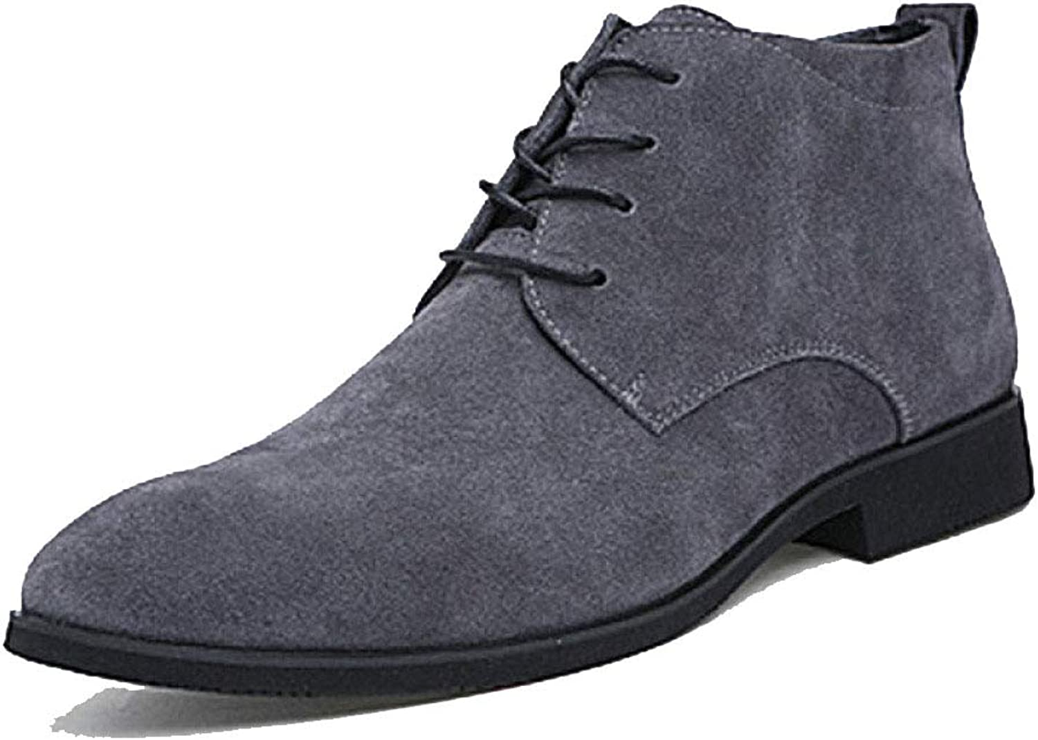 LYZGF, Men, Business, England, Derby shoes, Youth, Casual, Lace, Leather shoes