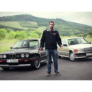 BMW E30 M3 Vs Mercedes-Benz 190E 2.3-16!