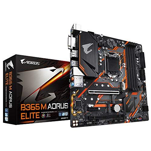 Gigabyte Tarjeta Base B365M AORUS Elite LGA1151/2XM.2/M-ATX *Cf8*5739