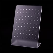 72 Holes Earring Holder Ear Stud Jewelry Stand Display Stand Showcase Rack 09 72 Holes
