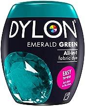 Dylon Machine Fabric Dye Pod Emerald Green