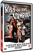 Best the kiss of the vampire 1963 Reviews