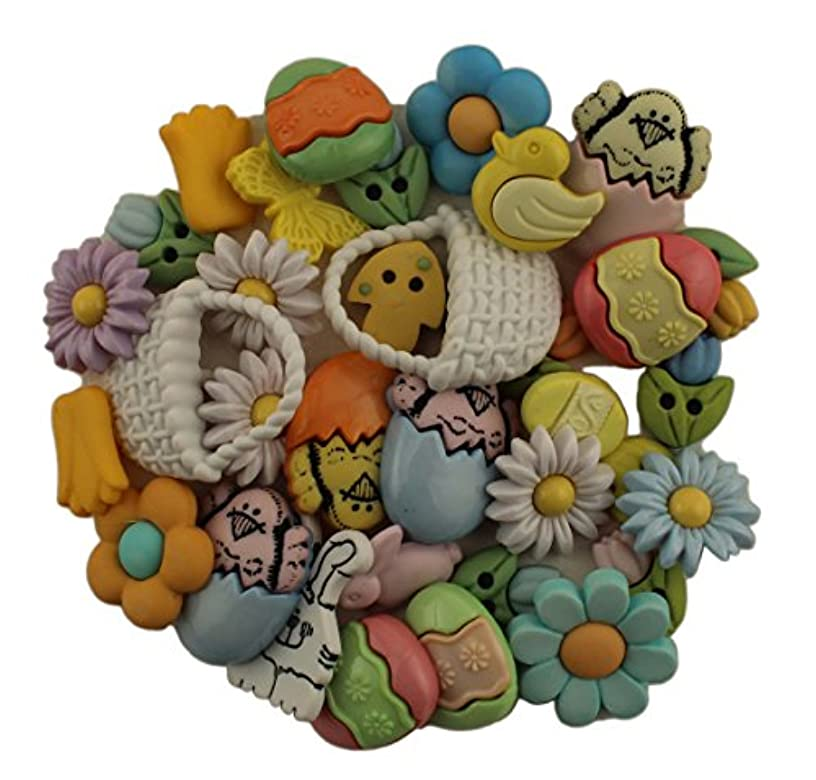 Buttons Galore Spring Value Button Pack