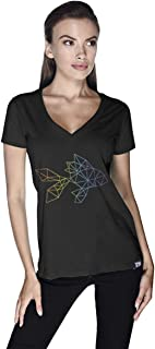 Creo Fish Animal T-Shirt For Women - M
