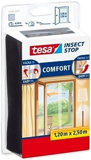 Tesa 55386-00021-00 mosquitera, comfort tipo, antracita