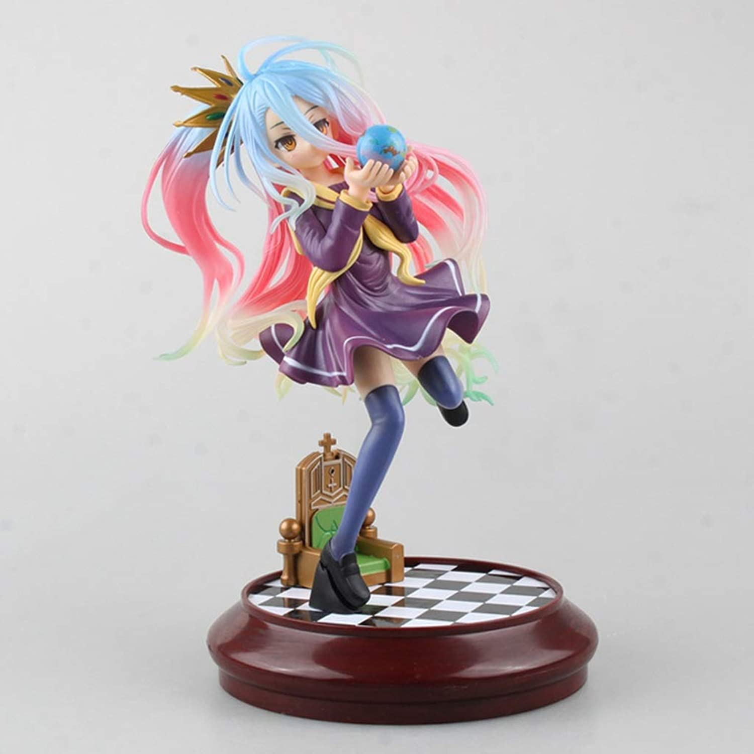 JXJJD NO GAME NO LIFE Game Life White Hand Model Souvenir Collection Crafts