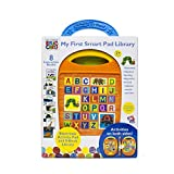 World of Eric Carle, My First Smart Pad Library Electronic Activity Pad and 8-Book Library - PI KIds