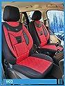 2002-2010 Maß Schonbezüge Sitzbezüge Fahrer /& Beifahrer 909 VW TOUAREG I ab Bj