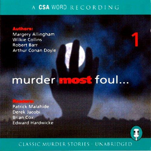 Murder Most Foul, Volume 1 audiobook cover art
