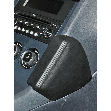 Kuda 085250 Halterung Echtleder Schwarz Für Peugeot 508 Elektronik