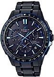 [カシオ] 腕時計 オシアナス GPS ハイブリッド 電波ソーラー OCW-G1200B-1AJF ブラック