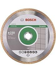 Bosch diamantdoorslijpschijf standaard voor keramisch 230 x 25,40 x 1,6 x 7 mm