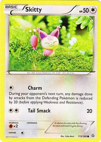 Skitty 113//160 CommonXY Primal ClashPokemon Card
