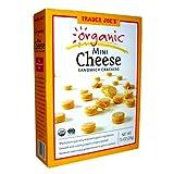 Trader Joe's Organic Mini Cheese Sandwich Crackers