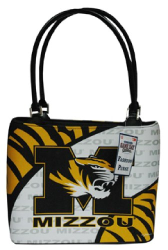 NCAA Missouri Tigers Ladies Vortex Purse