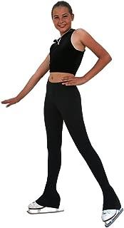 P23-2 Contrast Waist Figure Skating Pants