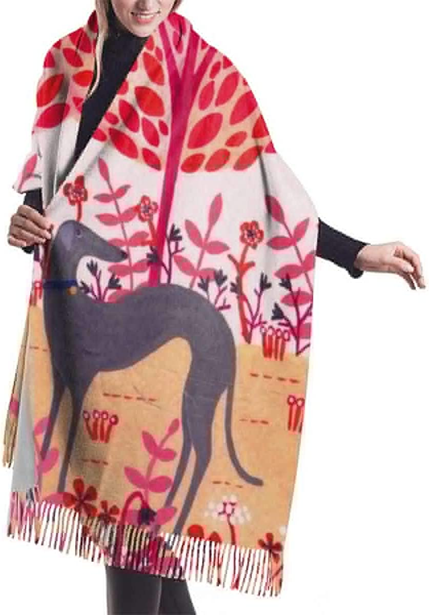 Casual And Formal Scarf Soft Cashmere Pashmina Shawl Wraps for Women Ladies