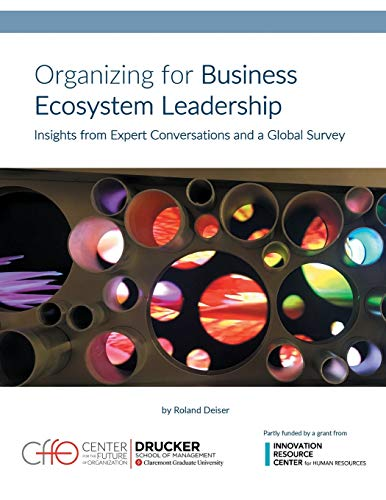 Organizing for Business Ecosystem Leadership: Insights from Expert Conversations and a Global Survey