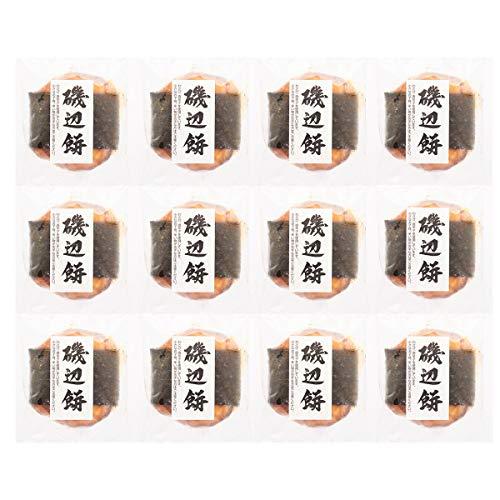 和楽 磯辺餅 12個入 餅 和菓子 もち菓子 おやつ お菓子 いそべもち 冷凍 おつまみ 朝食 栃木