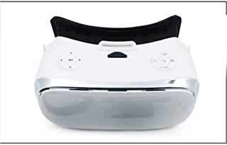 All-in-one VR Gaming Headset Glasses, VR 3D VR Glasses for TV, Movies \u0026 Video Games, Built-in Nibiru Operating System, high Permeability Optical Resin (PMMA), 5-inch Super Clear Display-White