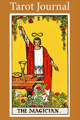 Tarot Journal: The Magician (Tarot Journals)