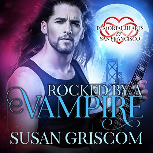Rocked by a Vampire audiobook cover art