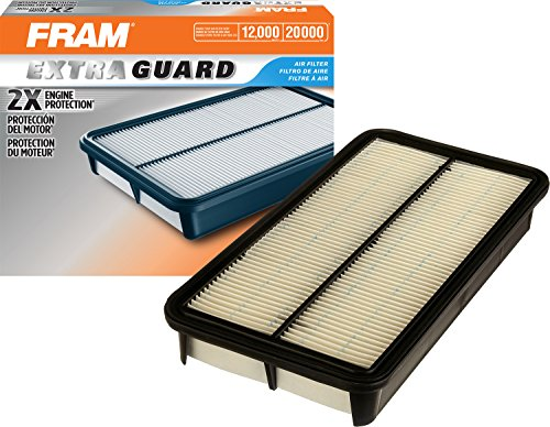 FRAM CA6395 Extra Guard Rigid Rectangular Panel Air Filter