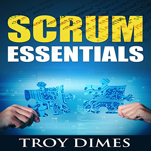 Scrum Essentials audiobook cover art