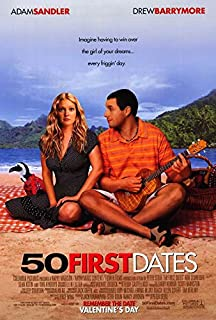 50 First Dates POSTER Movie (27 x 40 Inches - 69cm x 102cm) (2004)