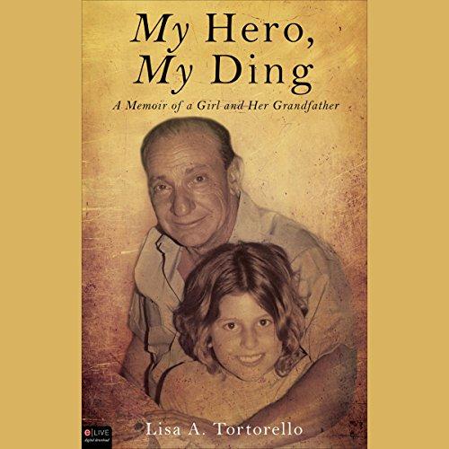 My Hero, My Ding audiobook cover art