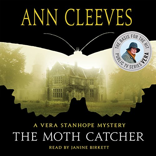 The Moth Catcher Audiobook By Ann Cleeves cover art